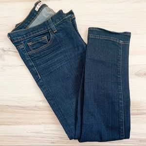 J Brand 912 Low Rise Pencil Straight Leg Jeans